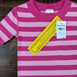 NWT Hanna Andersson 2-Piece Pajama Set